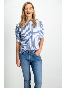 Блуза B90233/2868, B90233/2868, 2,049 грн, Ladies shirt ls, Garcia, Жінкам
