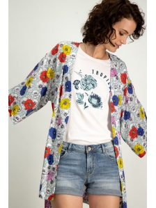 Кімоно жіноче E90095/2715, E90095/2715, 2,449 грн, Ladies outdoor jacket, Garcia, Вітровки
