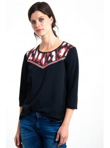 Блуза жіноча G90015/60, G90015/60, 1,889 грн, Ladies T-shirt ls, Garcia, Жінкам