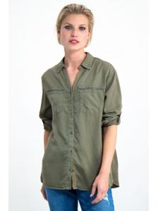 Блуза I90033/1690, I90033/1690, 2,449 грн, Ladies shirt ls, Garcia, Блузы