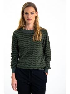 Джемпер жіночий I90043/1690, I90043/1690, 2,449 грн, Ladies pullover, Garcia, Жінкам
