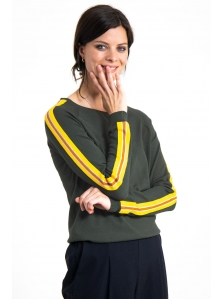 Джемпер жіночий I90049/1690, I90049/1690, 2,449 грн, Ladies pullover, Garcia, Жінкам