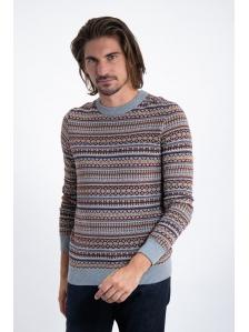 Светр чоловічий L91047/66, L91047/66, 2,449 грн, Men`s pullover, Garcia, Светри