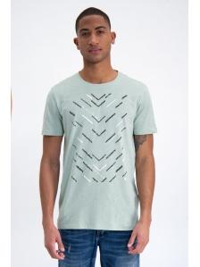 Футболка мужская M01001/3020, M01001/3020, 829 грн, Men`s T-shirt ss, Garcia, Футболки