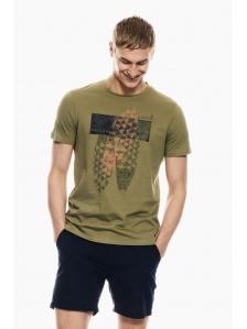Футболка чоловіча P01201/1805, P01201/1805, 819 грн, Men`s T-shirt ss, Garcia, Футболки