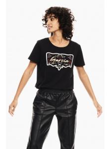 Футболка жіноча X00001/60, X00001/60, 1,469 грн, Ladies T-shirt ss, Garcia, Футболки