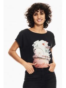 Футболка жіноча X00002/60, X00002/60, 1,639 грн, Ladies T-shirt ss, Garcia, Футболки