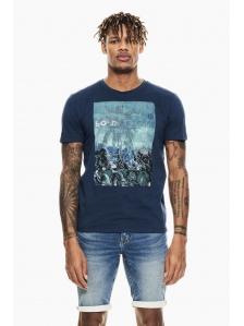 Футболка чоловіча E11002/4962, E11002/4962, 1,069 грн, Men`s T-shirt ss, Garcia, Футболки