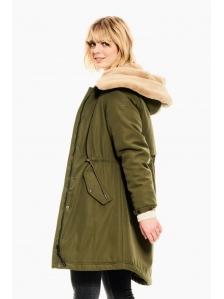 Пальто жіноче GJ100915/8121, GJ100915/8121, 6,999 грн, Ladies outdoor jacket, Garcia, Зимові